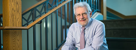 Link to:Paul Courant named Distinguished University Professor, chooses to honor Ned Gramlich