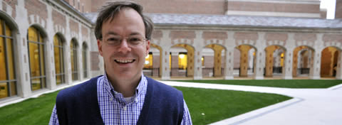 Link to:Matt Davis honored with U-M Regents Award for Distinguished Public Service
