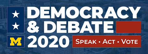 Link to:Democracy & Debate Theme Semester launches