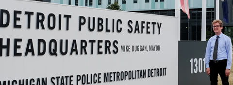 Link to:Inaugural Detroit Data Fellow will assist Motor City police with real-time data analysis