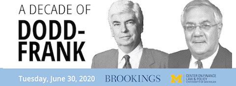 Link to:Dodd-Frank achievements assessed on its 10th anniversary