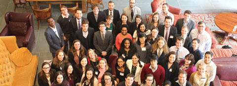 Link to:Ford School students host annual US-Canada conference