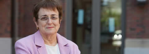 Link to:The Last Word: Edie Goldenberg wants students to register and vote
