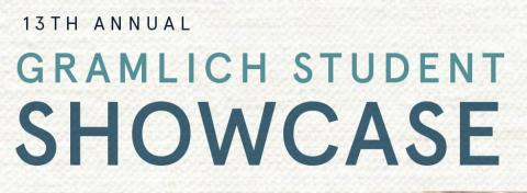 Link to:13th Annual Gramlich Showcase moves online