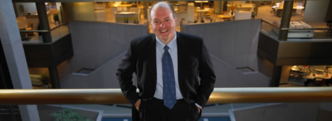 Link to:Jim Hackett and Steelcase: Sustaining Philanthropy