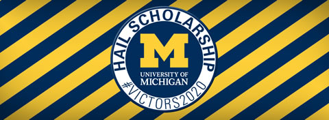 Link to:U-M attracts 262 HAIL Scholarship recipients from 52 Michigan counties in first year