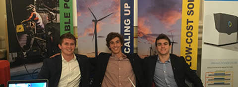 Link to:Internship field report, Dan Rebhan (BA '17) @ American Wind Energy Association