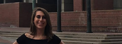 Link to:Internship field report, a Q&A with Maisy Sylvan (BA '17) @ Boston City Council