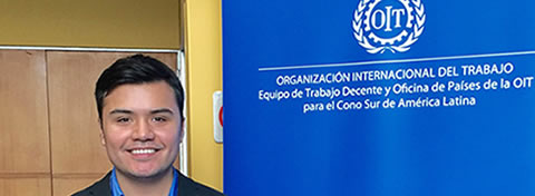 Link to:Internship field report, Eduardo Garcia (MPP' 17) @ International Labor Organization, Chile