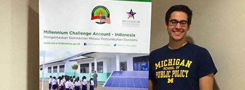 Link to:Internship field report, Kenneth Fennell @ Millennium Challenge Corporation, Jakarta