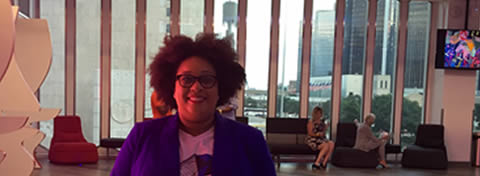 Link to:Internship field report, Rhonda Bishop @ Detroit Creative Corridor Center, Michigan