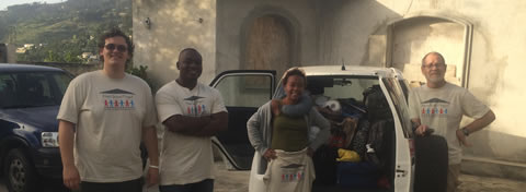 Link to:Internship field report, Robert Dickinson @ Haiti School Project, Port au Prince