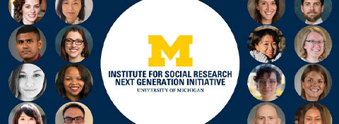 Link to:Four Ford School students honored with Institute for Social Research Next Generation Awards