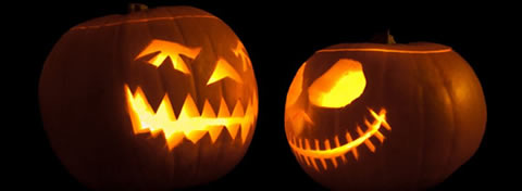 Link to:Wolfers challenges students, colleagues to economics pumpkin carving contest