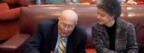 Link to:John Dingell to facilitate leadership conversations for aspiring public servants fall 2015