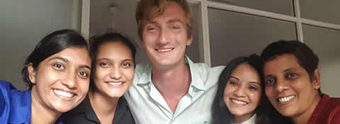 Link to:Internship field report, Eli Johns @ The Asia Foundation in Colombo, Sri Lanka
