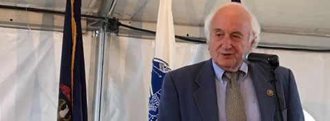 Link to:Bentley Historical Library and Ford School celebrate U.S. Rep. Sander Levin
