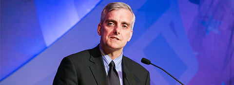 Link to:Former White House Chief of Staff Denis McDonough visits the Ford School