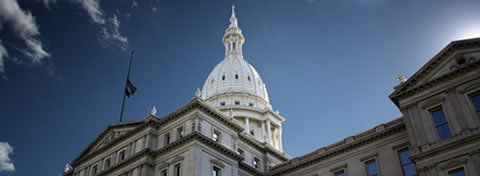 Link to:Local leaders tell Lansing, state system of funding local government is broken