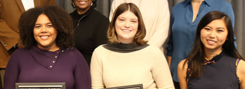 Link to:Ford School students receive MLK Spirit Award