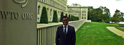 Link to:Internship field report, Fandi Achmad @ the World Trade Organization in Geneva
