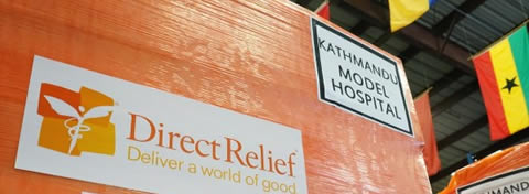 Link to:Nepal earthquake relief with Andrew Schroeder (MPP '07) of Direct Relief International