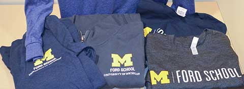 Link to:Online ordering now available for Ford School apparel