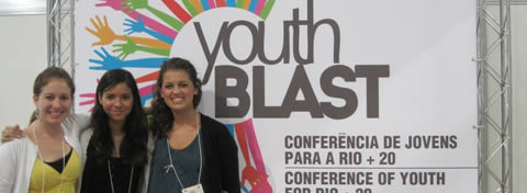 Link to:Sarah Pendergast (BA '10) to attend United Nations Conference on Sustainable Development