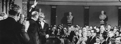 Link to:The People's House - Gerald Ford's congressional legacy