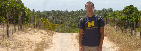 Link to:Recent BA graduate begins research in Kenya as inaugural Wallenberg Fellow
