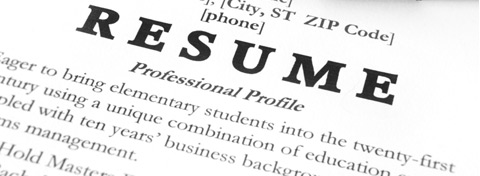 Link to:Alums ensure student resumes are polished, accurate, and clear