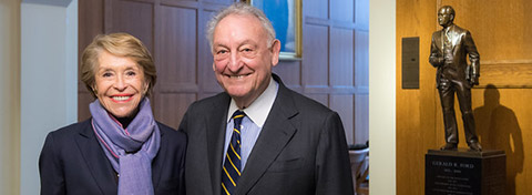 Link to:Joan and Sanford Weill  million gift will help provide opportunities for youth in Detroit
