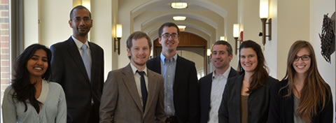 Link to:Seven Ford School students named 2015 Dow Sustainability Fellows