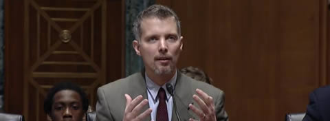 Link to:Shaefer testifies before Senate Finance Committee at hearing on welfare and poverty