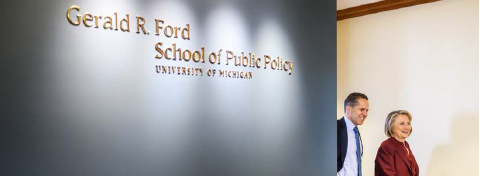 Link to:Soundbites: Policy Talks @ the Ford School