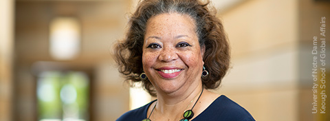Link to:Ambassador Susan D. Page brings a lifetime of international relations leadership as she joins the Ford School of Public Policy and U-M Law School