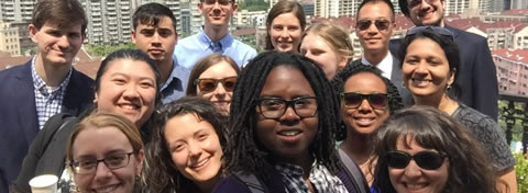 Link to:Ford School students blog about their experiences during 2016 U.S.-China policy trip