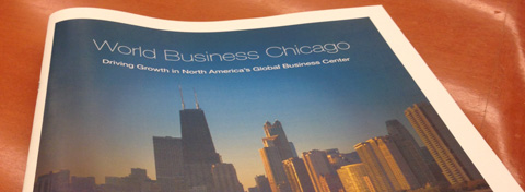 Link to:Students explore Windy City careers and network with Chicago-based alumni