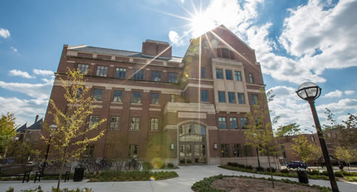 Photo of Weill Hall