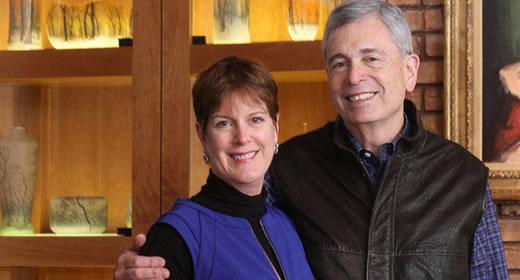 Ron and Eileen Weiser