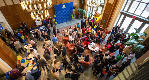 Welcome week for new students image
