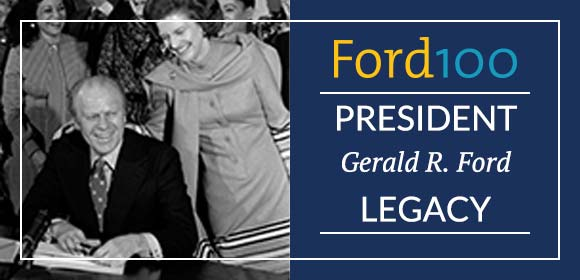Gerald Ford call to action image