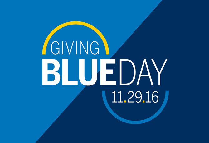 Giving Blueday 2016