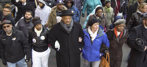 Link to:Reverend Jesse Jackson: 50 Years of Civil Rights Leadership