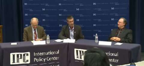 Link to:John Mearsheimer and Juan Cole: U.S. foreign policy towards Israel and the Middle East