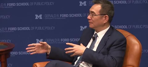 Link to:Justin Lin: The future of U.S-China economic relations