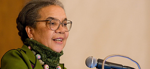 Link to:Marian Wright Edelman: Call to action for our youth