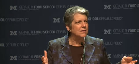 Link to:Janet Napolitano: Public service and politics