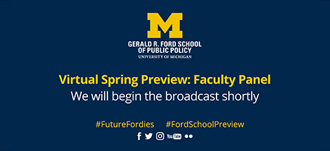 Link to:Virtual Spring Preview: Faculty Panel