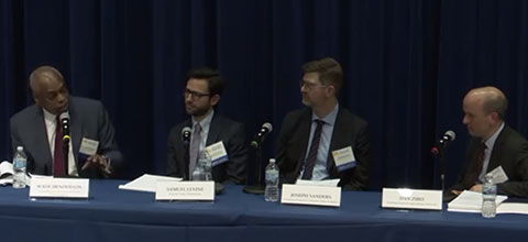 Link to: Consumer Protection in an Age of Uncertainty Panel 5: Student Loans Address (Day 2)